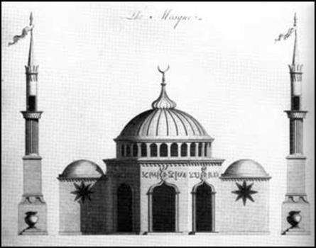 Mosque Kew