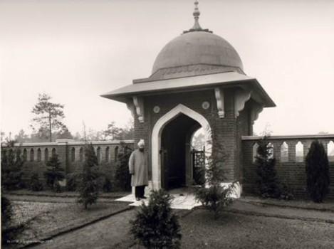Muslim Burial Ground