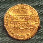 Offa_king_of_Mercia_757_793_gold_dinar_copy_of_dinar_of_the_Abassid_Caliphate_774
