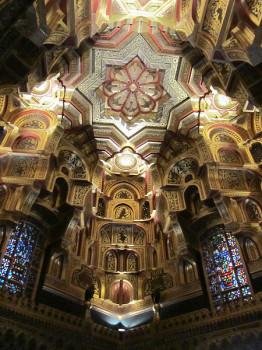 arab_room_cardiff_castle