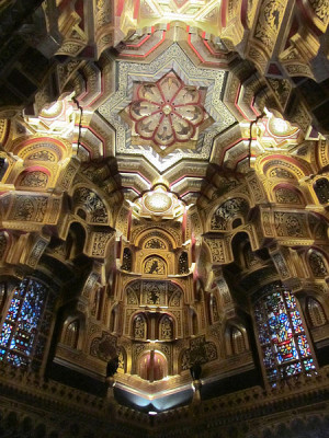 arab_room_cardiff_castle