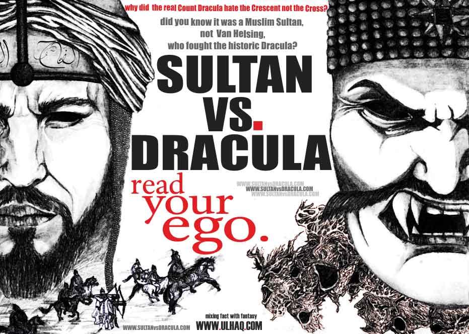 Sultan Vs Dracula (c) Razwan Ul-Haq
