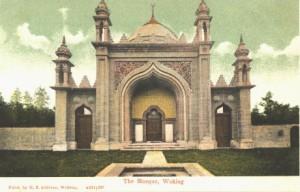 Woking, Surrey 1889
