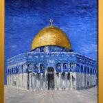 Dome-of-the-Rock-(2014)---Zahir-Rafiq